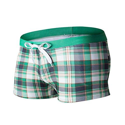 « Baron Hong designer floral maillots de bain Pantalons pour hommes Shorts Hommes Swim Trunks Plage