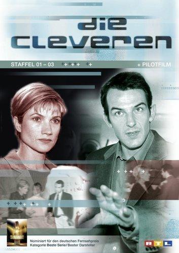 Staffel 1-3 + Pilotfilm (7 DVDs)