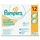 Pampers Feuchttücher New Baby Sensitive Vorteilspack