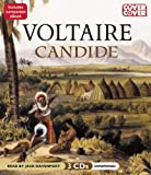 Candide (Cover to Cover) by Voltaire (2012-11-13) - AudioGO - 13/11/2012