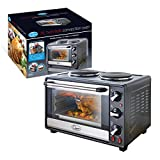 Best Countertop Ovens - Quest 35370 Benross Convection Rotisserie Oven with Integral Review
