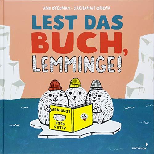 Lest das Buch, Lemminge !