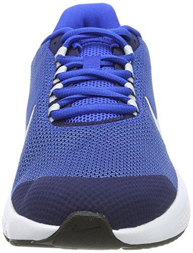 Nike Runallday, Chaussures de Running Homme Bleu (Hyper Cobalt/pure Platinum-binary Blue)