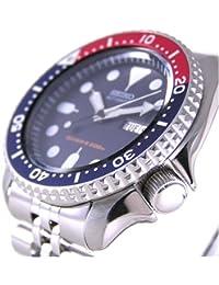 Seiko Hombres de 200M reloj de buceo automático # SKX009K2