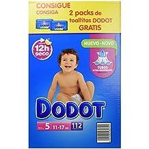 Dodot - Pañales para bebé, talla 5, ...