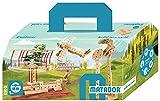 Matador Baukasten Nr. 1, 222 Teile