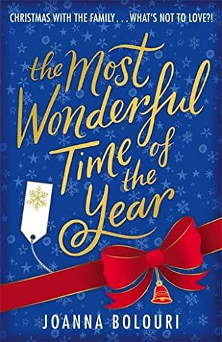 book cover of The Most Wonderful Time of the Year