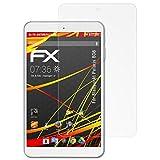 atFolix Schutzfolie kompatibel mit Blaupunkt Polaris 808 Bildschirmschutzfolie, HD-Entspiegelung FX Folie (2X)