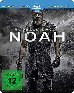 Noah - Steelbook [3D Blu-ray] [Limited Edition]