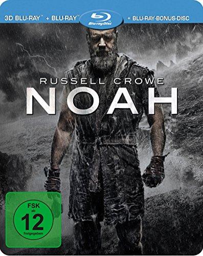 Bild von Noah - Steelbook [3D Blu-ray] [Limited Edition]