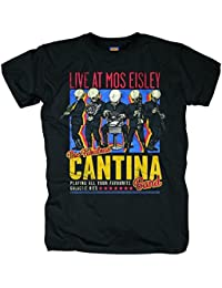 Bravado Herren T-Shirt Star Wars - The Fabulous Cantina Band