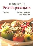 Petit livre de - Recettes provençales