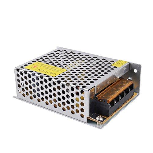 Himanjie® 60W Trafo zu DC 12V LED Schalter Transformator Netzteil für LED-Streifen Schaltnetzteil