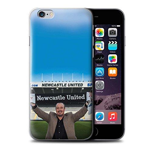 Offiziell Newcastle United FC Hülle / Case für Apple iPhone 6S+/Plus / Pack 8pcs Muster / NUFC Rafa Benítez Kollektion Willkommen