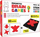 Play Poco Magnetic Brain Games - 112 Puzzles Designed to Boost Intelligence