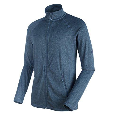 Mammut Runbold Light ML Jacket Men - Fleecejacke orion melange