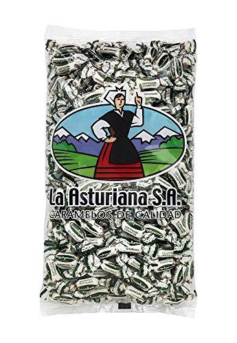 La Asturiana Bolsa de Caramelos de Eucalipto - 1 kilogramo