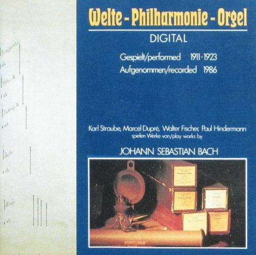 Preisvergleich Produktbild Bach: Welte-Philharmonie-Orgel Digital
