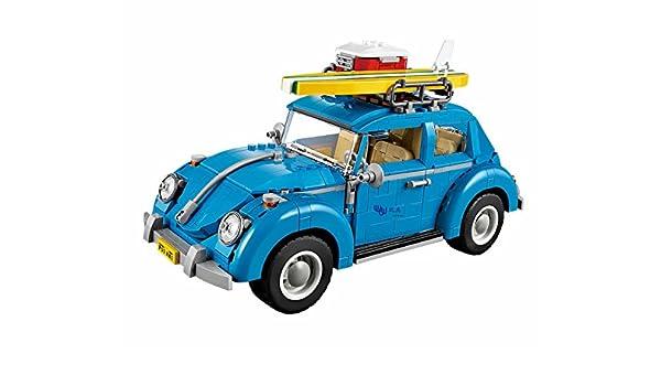 TLAND Yile 003 Creator Series City Car Beetle Building