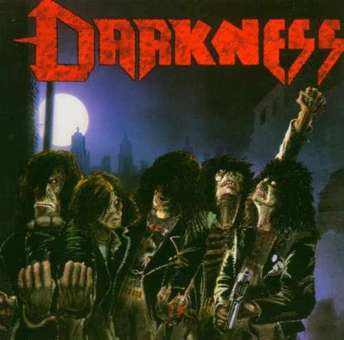 Darkness: Death Squad (Audio CD)