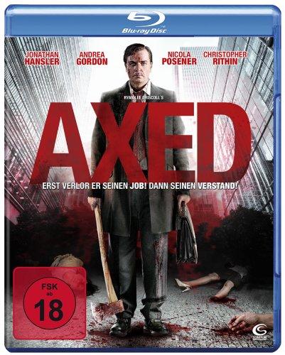 Axed (Uncut) [Blu-ray]