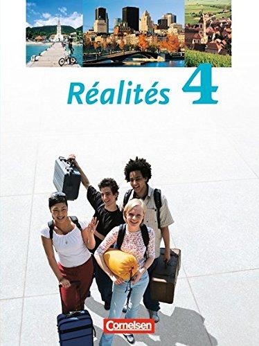 Réalités - Aktuelle Ausgabe / Band 4 - Schülerbuch,