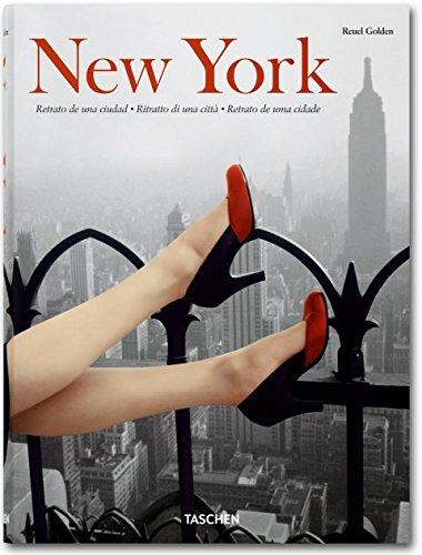 Descargar Libro New York. Portrait of a City (Fotografia) de Reuel Golden