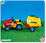 7754 - PLAYMOBIL - Kindertraktor & Düngefass