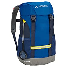 VAUDE Kid's Pecki 14 Backpacks for Children, Blue, One size