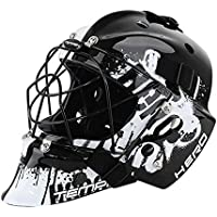 TEMPISH Hero Portero mask (Negro/Blanco - Senior)