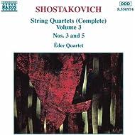 Shostakovich: String Quartets Nos. 3 And 5