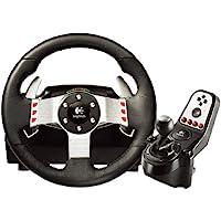Logitech G27 Racing PC + PS3 Lenkrad