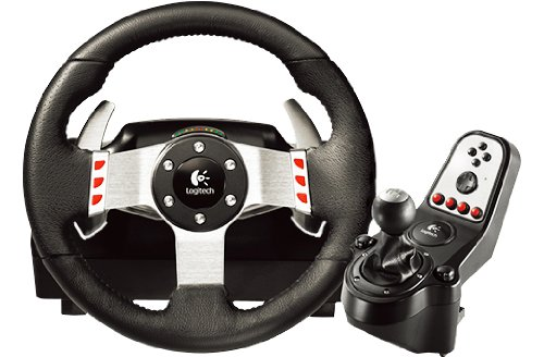Logitech G27 Racing PC + PS3 Lenkrad