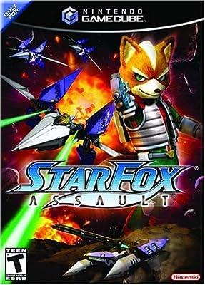 Star Fox Assault (GameCube) by Nintendo