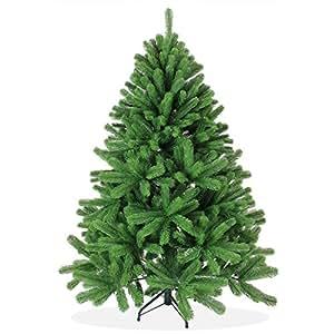 spritzguss weihnachtsbaum k nstlich 150cm in premium spritzguss qualit t gr ne. Black Bedroom Furniture Sets. Home Design Ideas