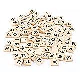 BeatlGem Scrabble Tiles (100 fichas de Letras)