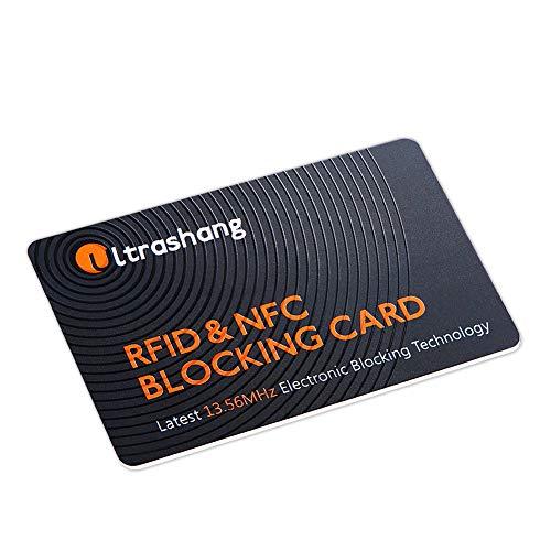 Bloqueador RFID Tarjeta