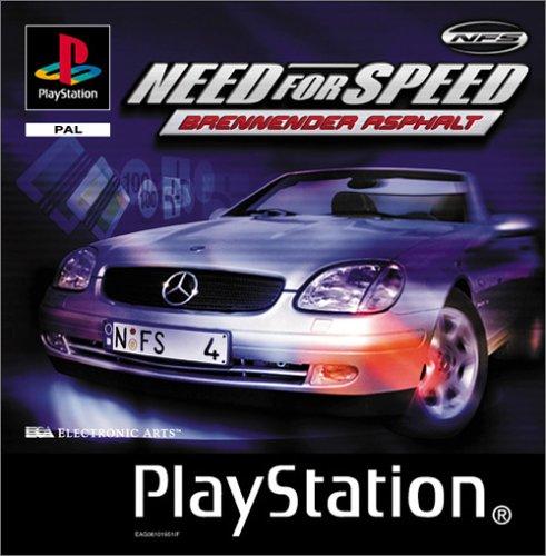 Preisvergleich Produktbild Need for Speed 4: Brennender Asphalt