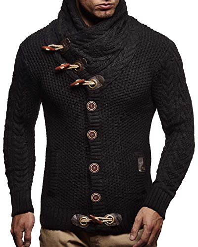 LEIF NELSON sweater-Nero Large