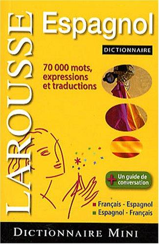 Mini dictionnaire français-espagnol et espagnol-français