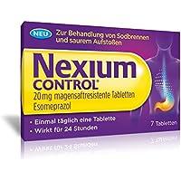 NEXIUM control - zur Behandlung von Sodbrennen (7) preisvergleich bei billige-tabletten.eu