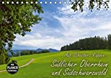 Auf Schusters Rappen... Südlicher Oberrhein und Südschwarzwald (Tischkalender 2018 DIN A5 quer): Wanderparadiese bei Freiburg im Breisgau ... [Kalender] [Apr 09, 2017] Sobottka, Jörg