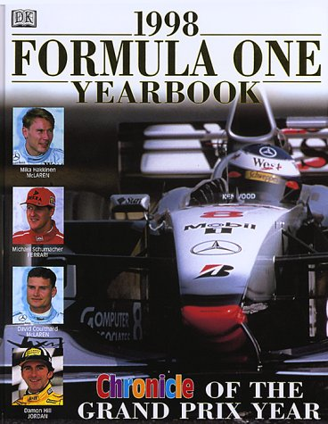 Dk 101 Essential Tips: 1998 Formula One Yearbook: Chronicle of the Grand Prix Year (DK 101 S.) por Dorling Kindersley Publishing