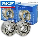2x ORIGINAL SKF Radlagersatz Vorne / Hinten