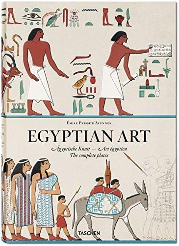 Prisse d'Avennes: Egyptian Art por Salima Ikram