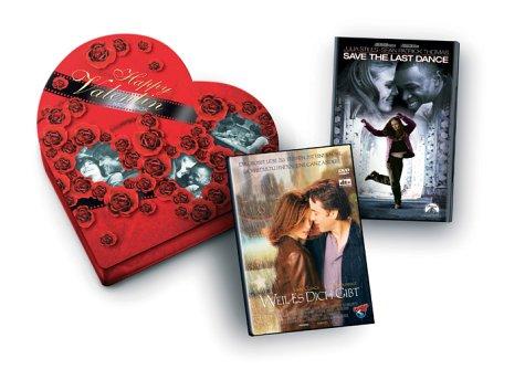 Valentinsbox - Weil es Dich gibt / Save the last dance (2 DVDs)