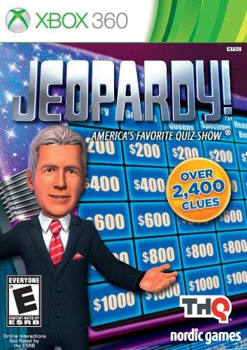 Jeopardy Spielen (Jeopardy)