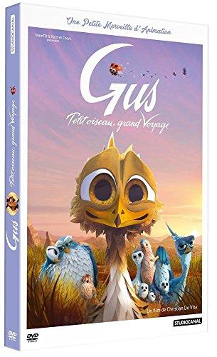 Gus : petit oiseau, grand voyage