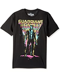 Marvel Guardians of the Galaxy 2 Space Splatter Graphic T-Shirt