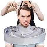 Capelli Taglio mantello, in ghisa Power DIY ausschnitts Umbrella Ombrello Cape Salon Barber Parrucchiere Mantello la famiglia per adulti Home stylisten